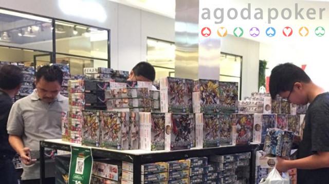 Pencinta Gundam Wajib Kunjungi Pameran yang menarik ini