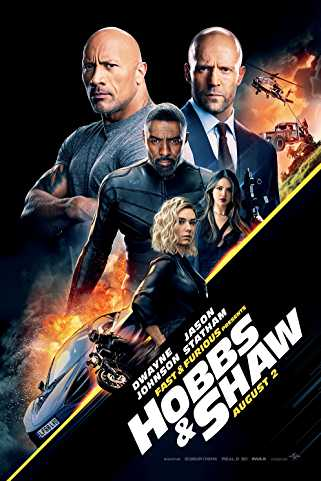 Fast & Furious: Hobbs & Shaw Download English 480p 720p