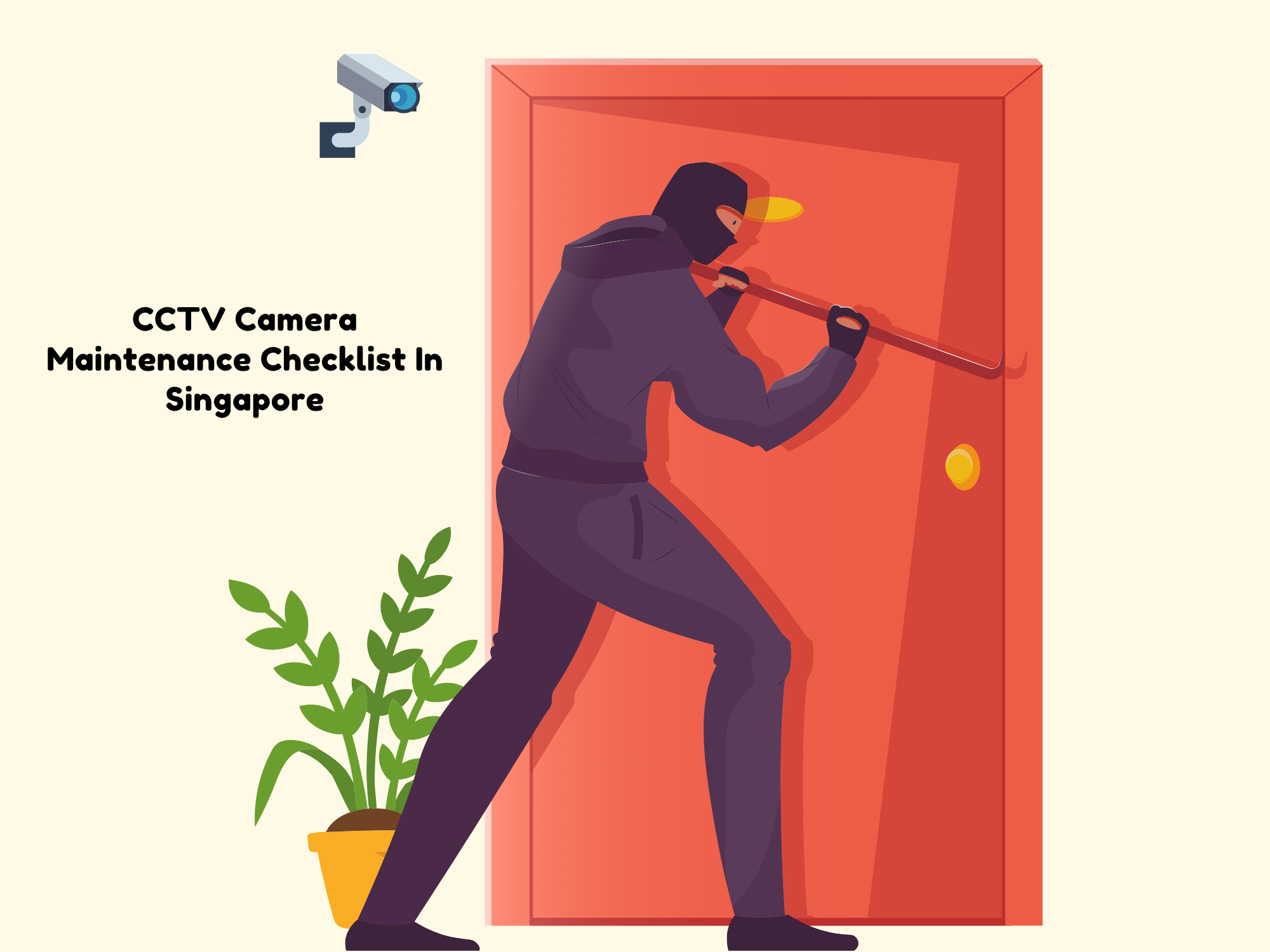 CCTV-Camera-Maintenance-Checklist-In-Singapore