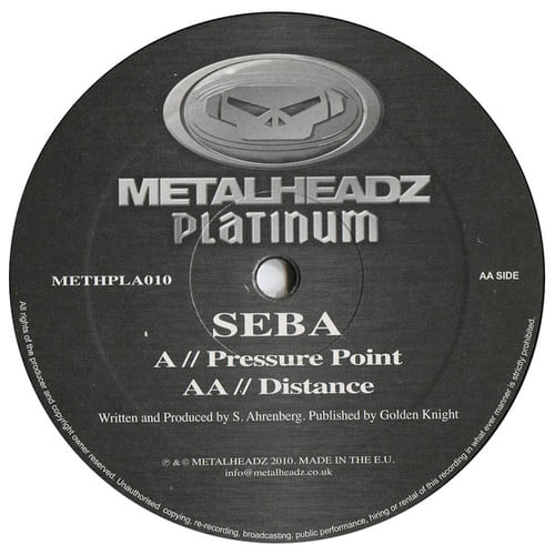 Seba - Pressure Point / Distance