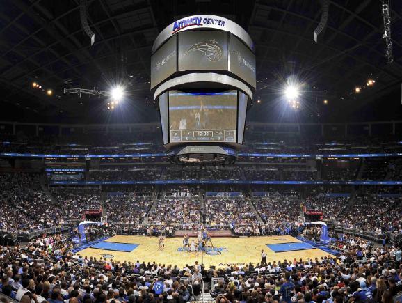 Orland Magic Basketball