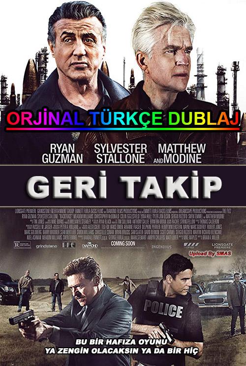 Geri Takip | Backtrace | 2018 | BDRip | XviD | Türkçe Dublaj | m720p - m1080p | BluRay | Dual | TR-EN | Tek Link