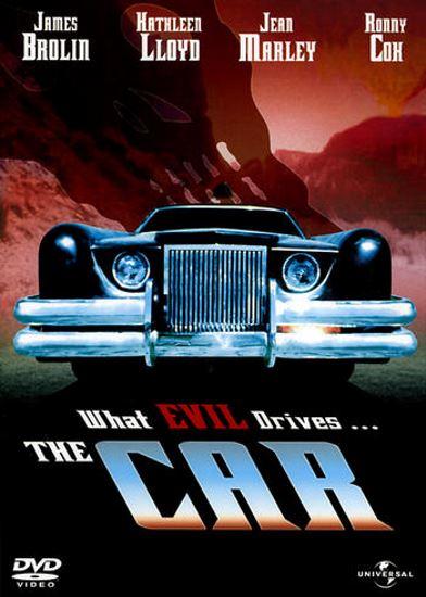 Samochód / The Car (1977) PL.AC3.DVDRip.XviD-GR4PE   Lektor PL