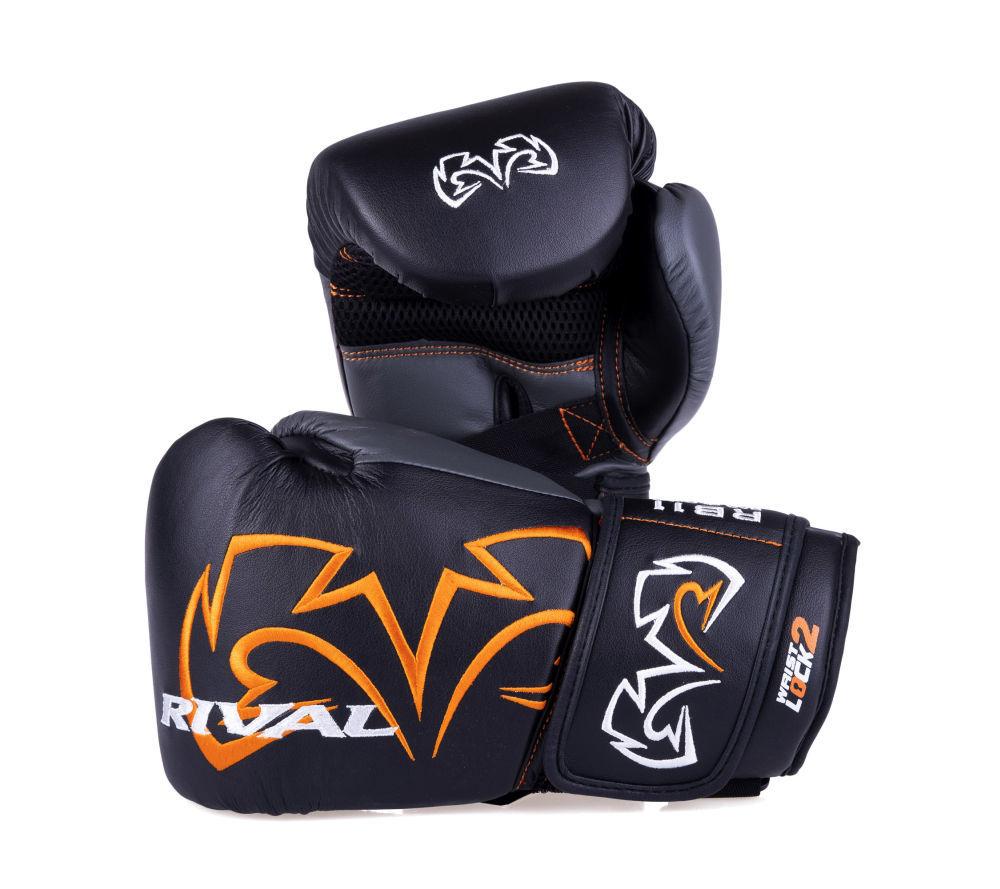 Купить Снарядные перчатки Rival Evolution в Украине RB11 черные