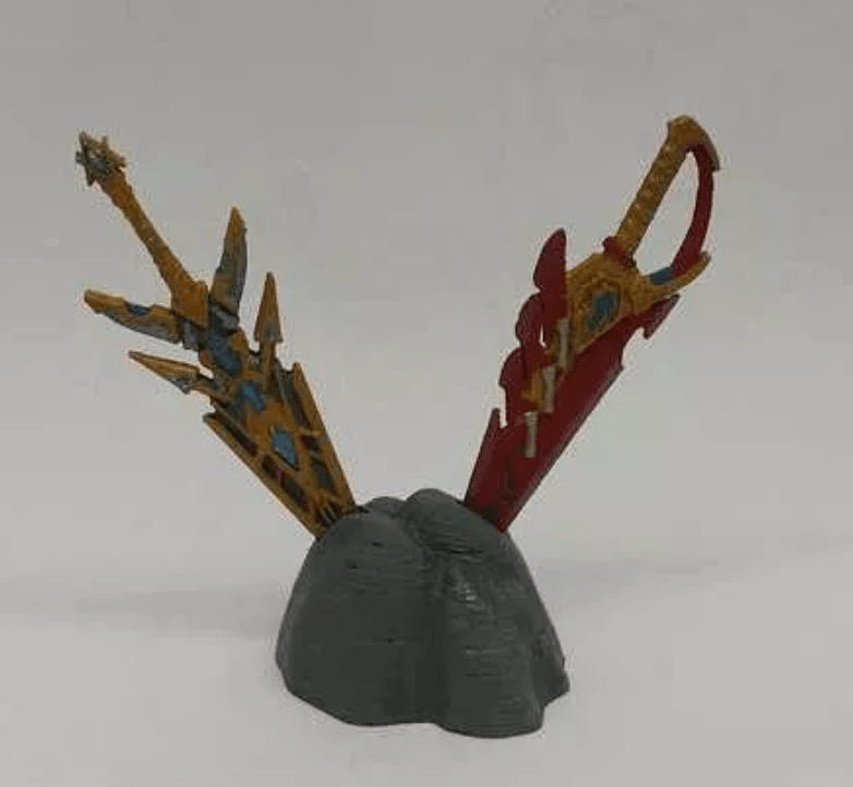 XenoBlade Chronicles 2 Swords