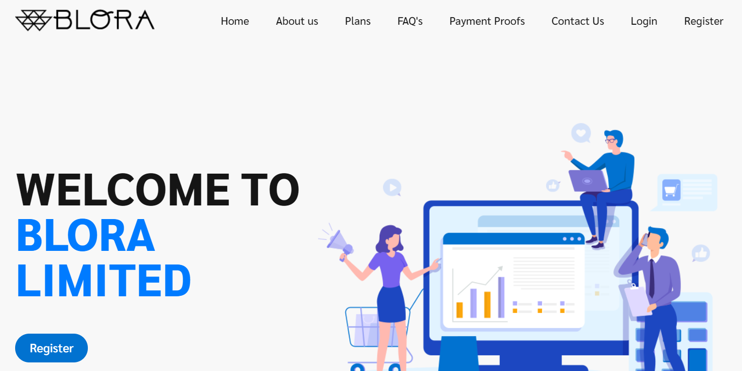 SCAM – blora.biz Reviews – Scam or Paying HYIP?