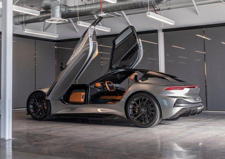 Karma SC2 Coupe Concept (Los Angeles 2019) 14