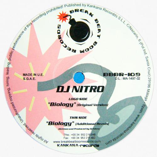DJ Nitro - Biology