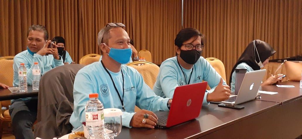 Perwakilan Dpc HPI Kota Yogyakarta Danar dan Isa
