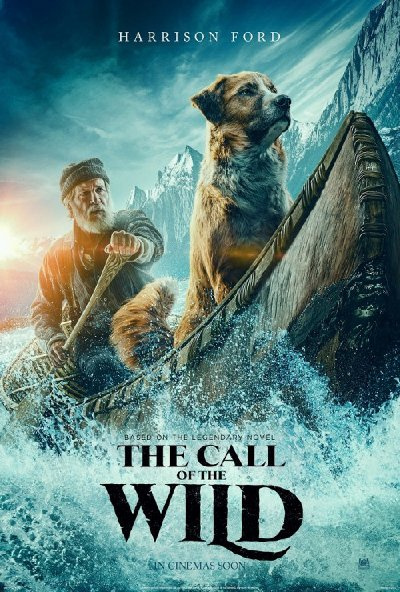 The Call of the Wild (2020) English HDRip 720p x264 AAC 900MB Soft ESub DL