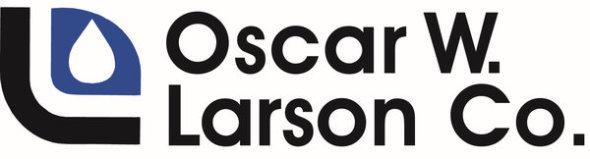 Oscar W. Larson Co. Logo