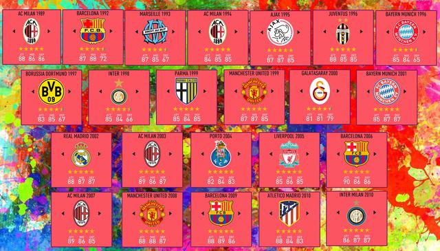 Classic-Clubs