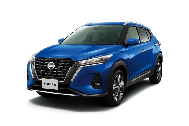 Technologie De L'année Pour Nissan Au Japon Avec La Motorisation e-POWER  201118-02-005-source