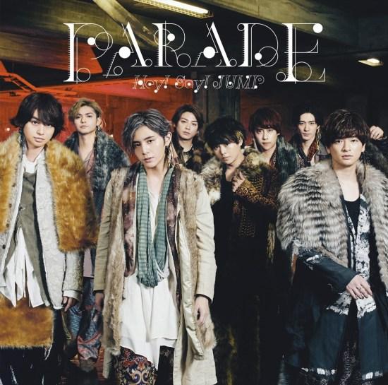 [Album] Hey! Say! JUMP – PARADE
