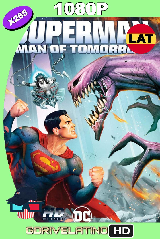 Superman: Hombre del Mañana (2020) BDRip H265 1080p Latino-Inglés MKV