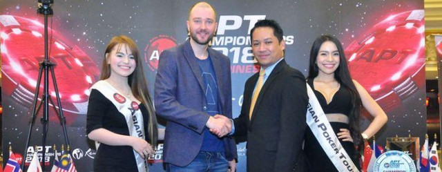 coinpoker partners with asian poker tour