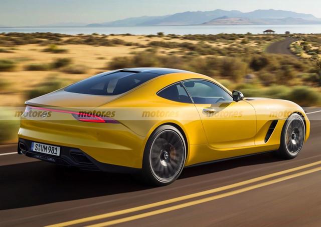 2022 - [Mercedes-AMG] GT II 44-C5-D01-B-0093-4820-8-DA6-8-AF0-CE14-FA1-B