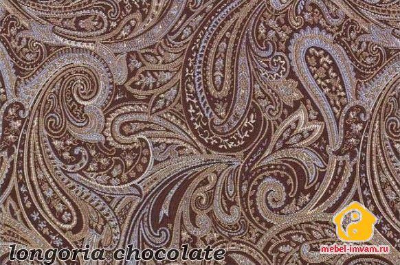 Жаккард Longoria Chocolate Артикул: TK-014