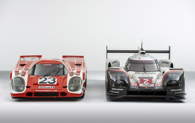 Porsche réuni six prototypes vainqueurs au classement général au Mans S20-4248-fine