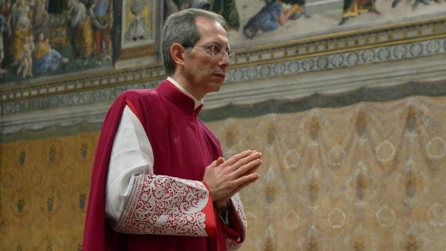 Đức Thánh cha bổ nhiệm Đức ông Guido Marini làm Giám mục Tortona
