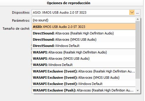 ¿Es posible normalizar archivos de música muy variados al vuelo, de diferentes archivos? ASIO