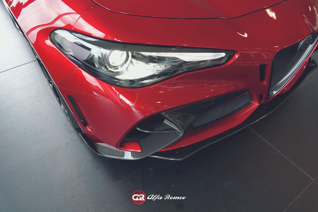 Giulia-GTAm-Detail