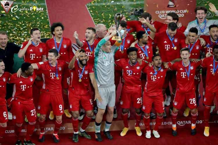 Bayern Juara Dunia, Total Mengumpulkan Enam Gelar dalam Satu Tahun