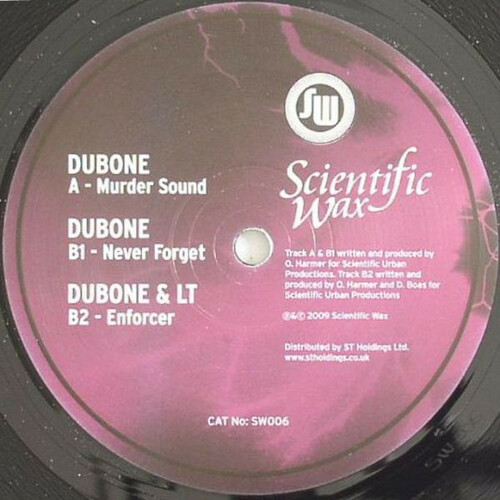 Dubone - Murder Sound 2009