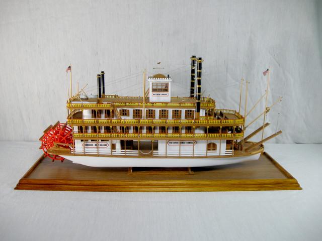 Stari parobrodi, riječni i jadranski, veliki i mali, brodovi i makete... IMG-4777