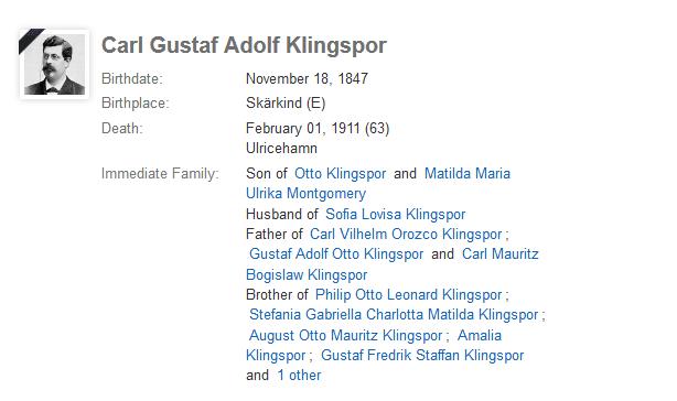 Motel that Carl Gustaf Adolf built Klingsor4