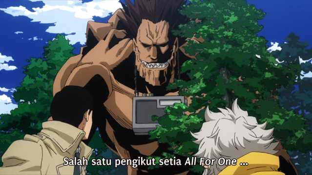 Boku no Hero Academia Season 4 Episode 15 Subtitle Indonesia