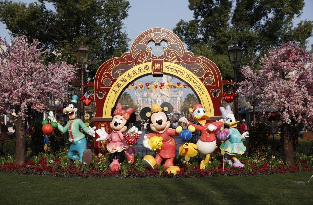 Shanghai Disneyland (2016) - Le Parc en général - Page 40 Xx12
