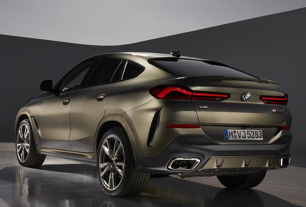 2020 BMW X6 II 52