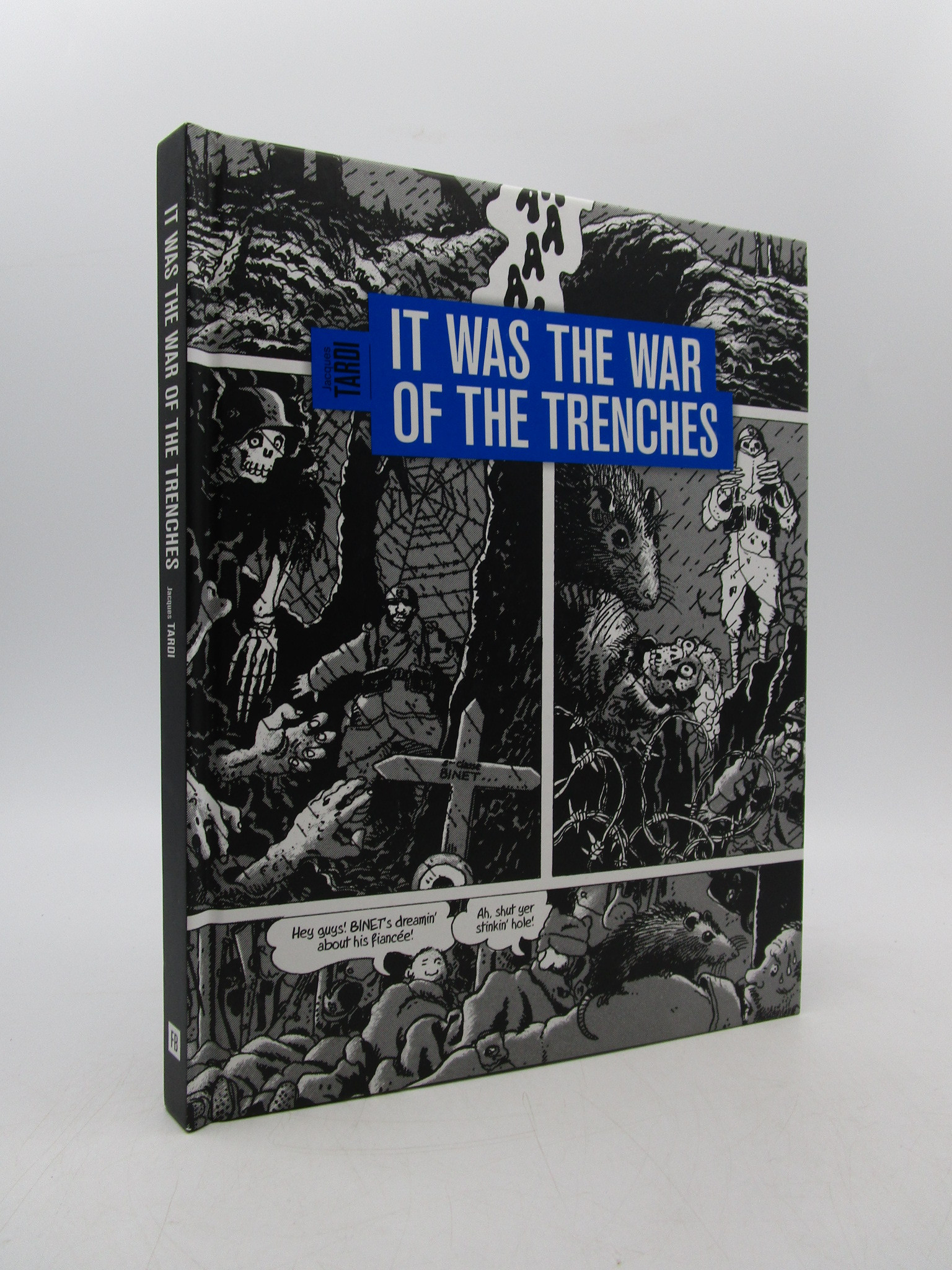 Image for It Was the War of the Trenches