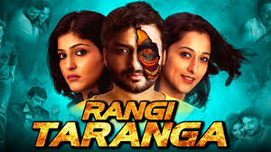 Rangi Taranga 2019 Hindi Dubbed Movie  720p