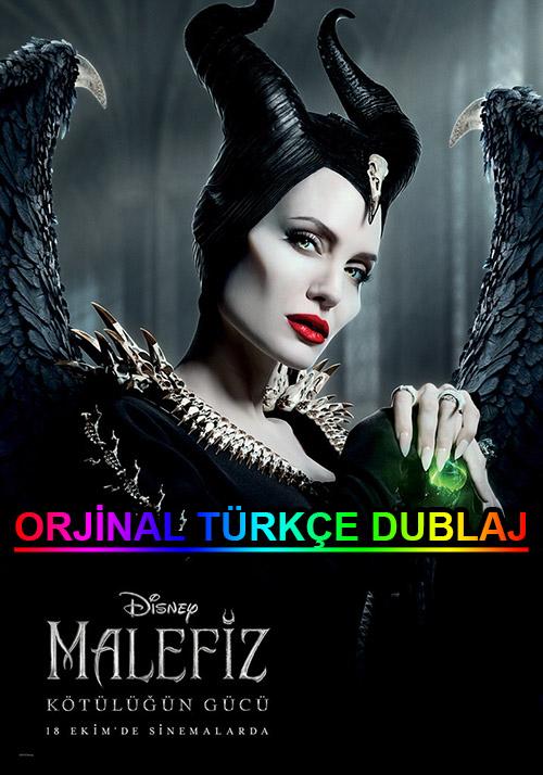 Malefiz: Kötülüğün Gücü | 2019 | BDRip | XviD | Türkçe Dublaj | 4K - 1080p - m720p - m1080p | BluRay | Dual | TR-EN | Tek Link