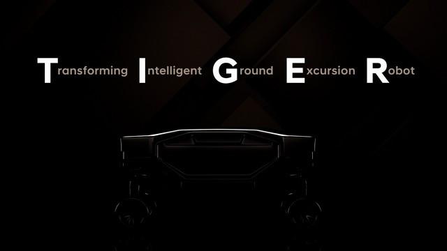 Hyundai dévoile TIGER, un concept de véhicule à mobilité ultime TIGER-2