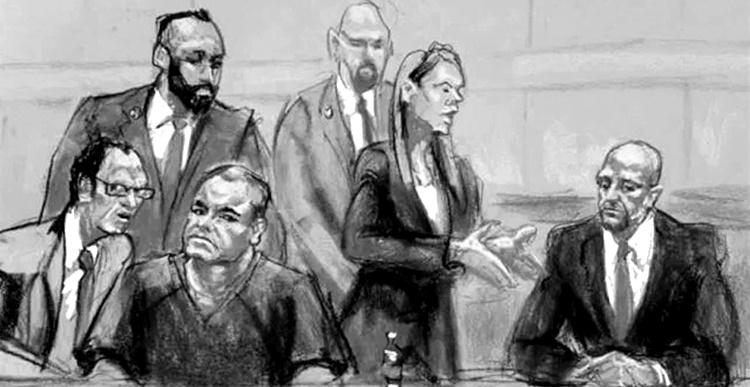 """Escuchan en audio a """"El Chapo"""" negociar compra de dos toneladas de cocaína"""
