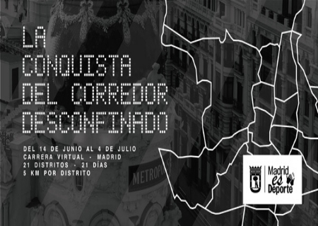 Tigers Running Club organiza la Carrera Virtual «La Conquista de Madrid»