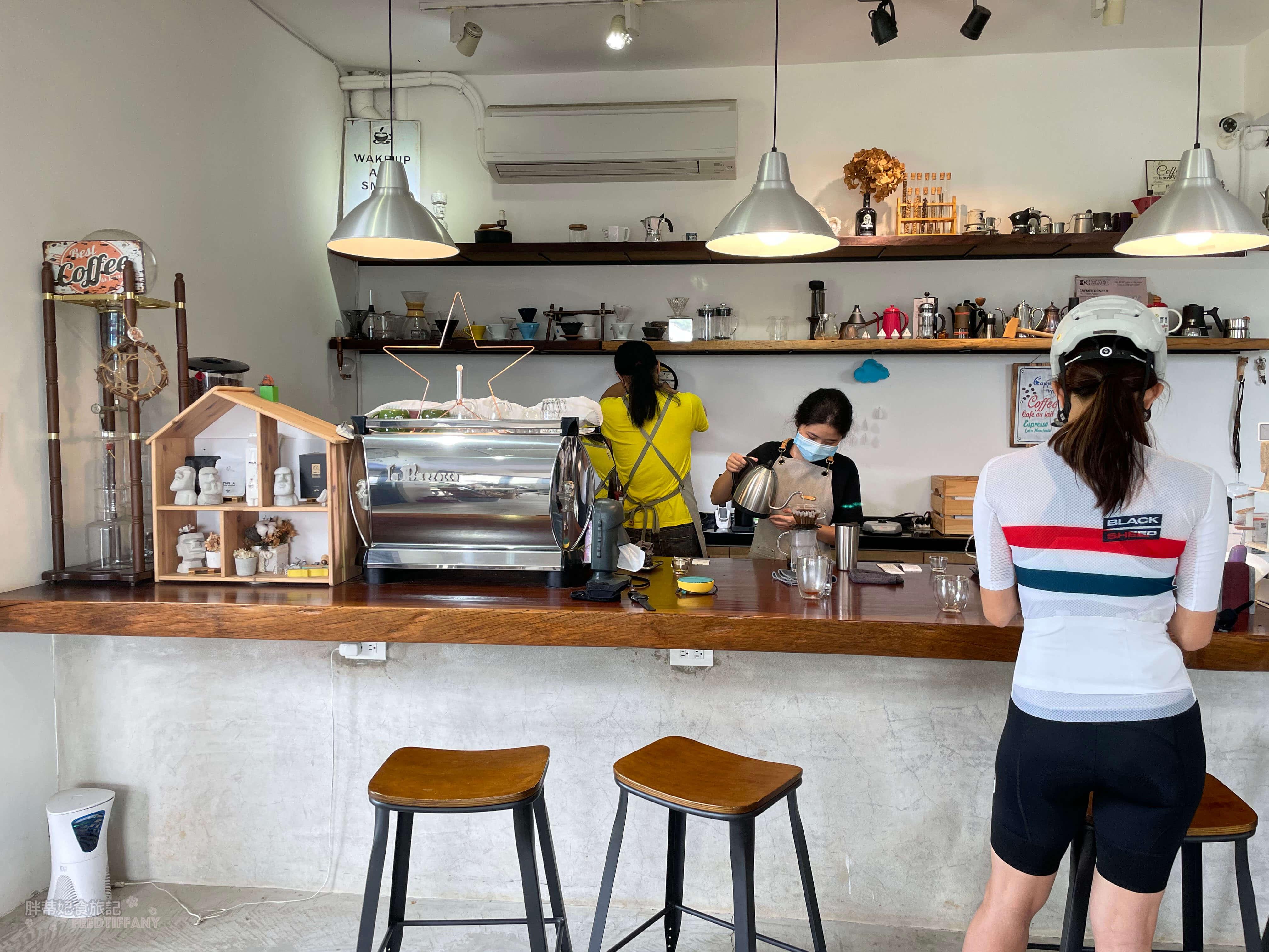 Twi A錘子咖啡烘焙坊 櫃檯