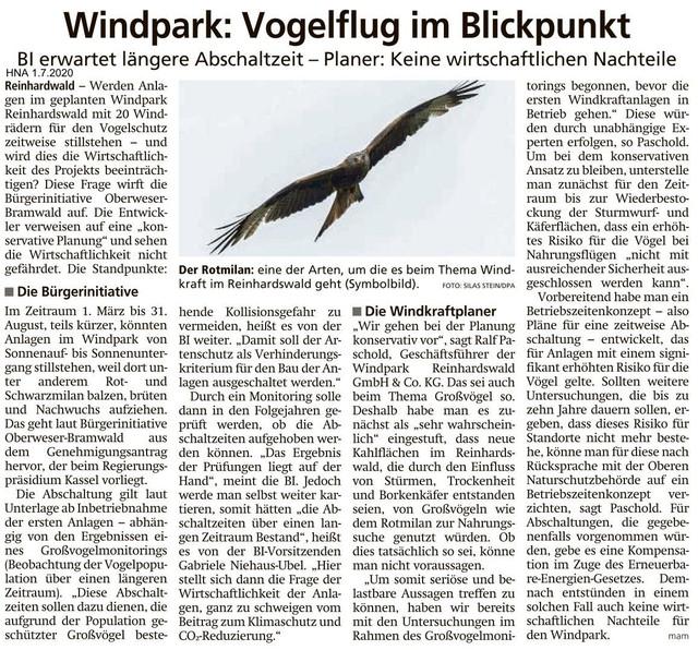 2020-07-01-HNA-Windpark-Vogelflug-im-Blickpunkt