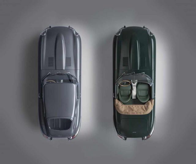 """Jaguar Classic Dévoile La Type """"60 Collection"""" : Homage Au 60e Anniversaire De La Sportive Légendaire Twin-04"""