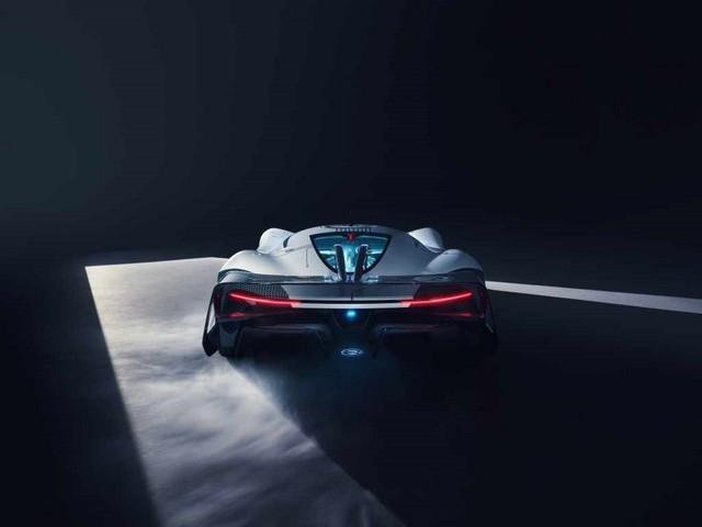 Jaguar Lève Le Voile Sur La Vision Gran Turismo SV : La Voiture De Course 100% Électrique Ultime Pour Les Passionnés De Course Automobile Jag-GTSV-Dead-Rear-1-161220