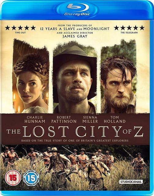The Lost City of Z (2016) (Blu-Ray + TRUE Original Audios) – 720p – 1.4 GB (Telugu + Tamil)