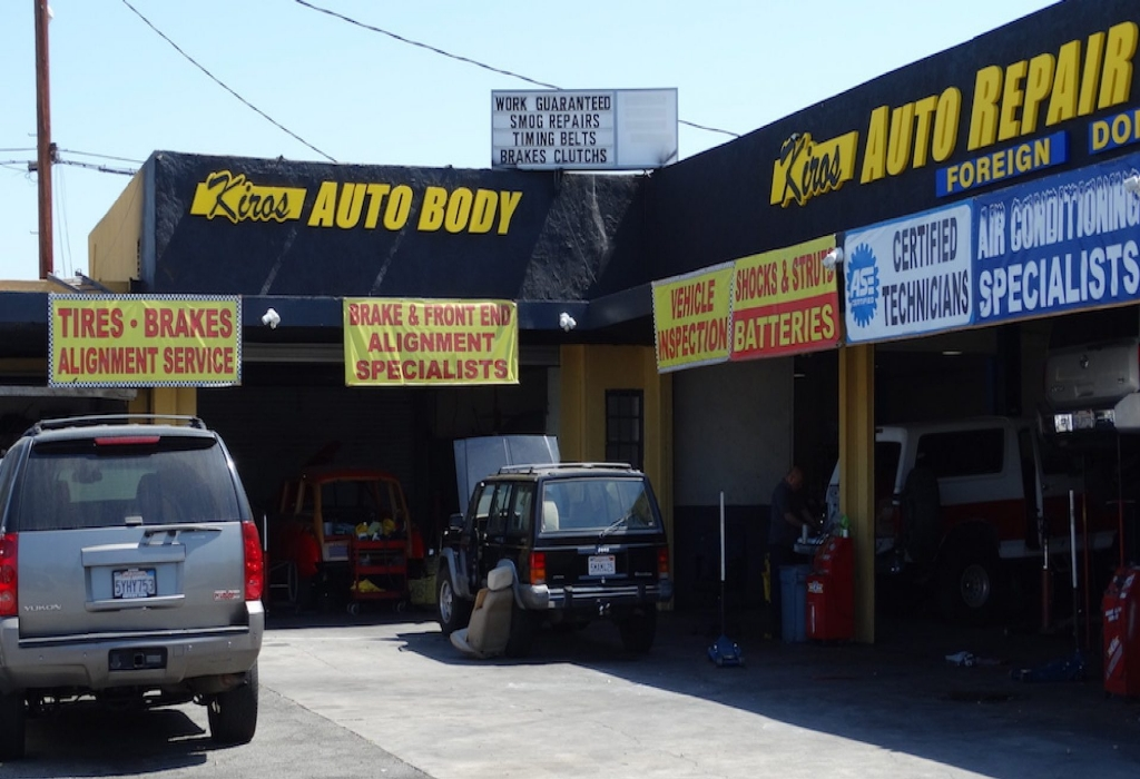 Auto Repair Clearance Cost