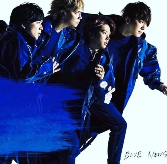 [Album] NEWS – Blue