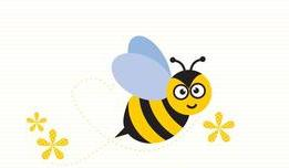 free-cute-as-can-bee-vector-illustration