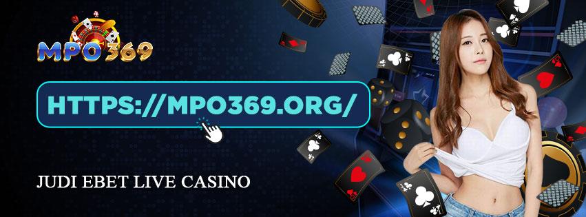 Judi EBET live casino