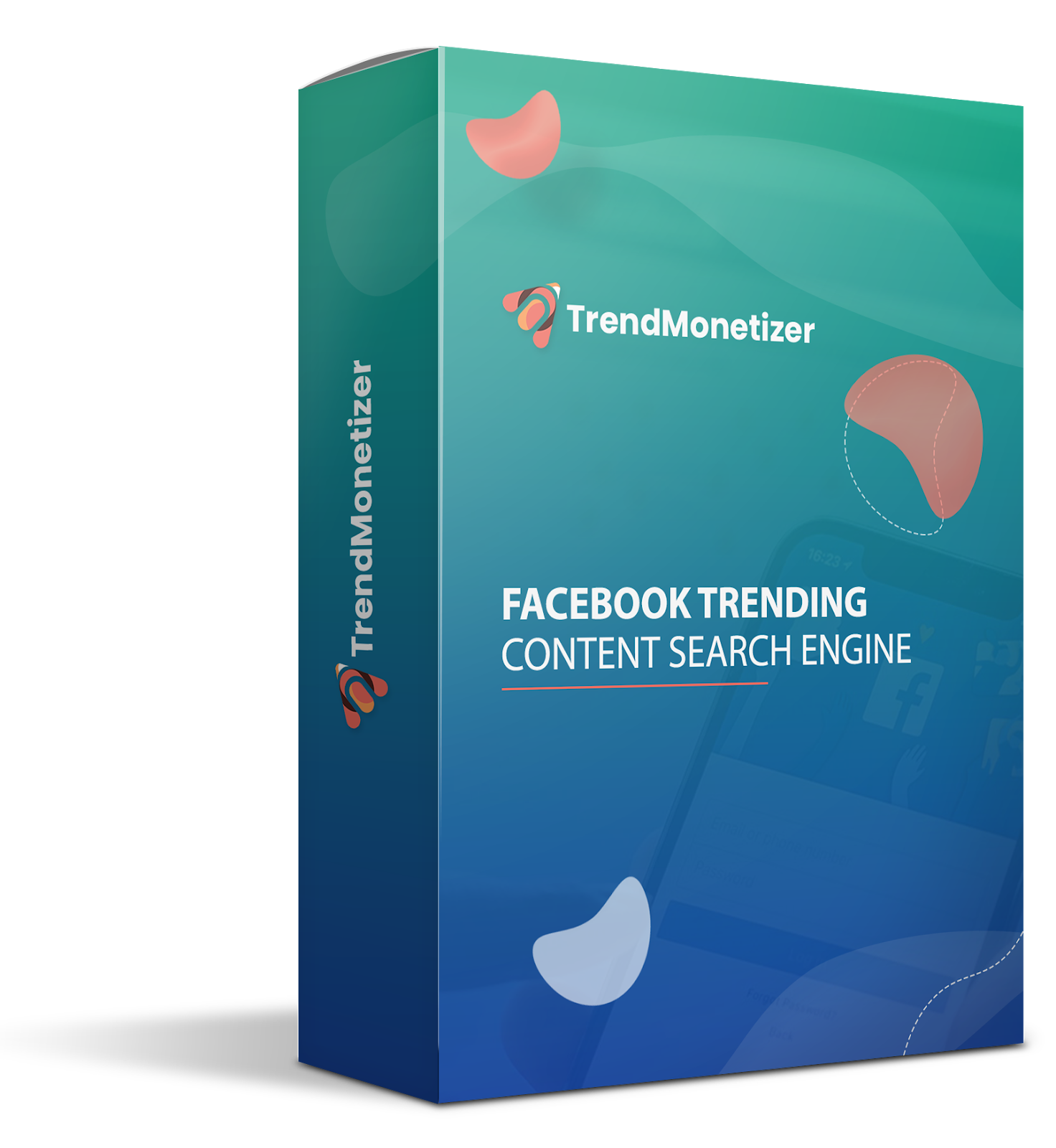 Facebook Trending Content Search Engine