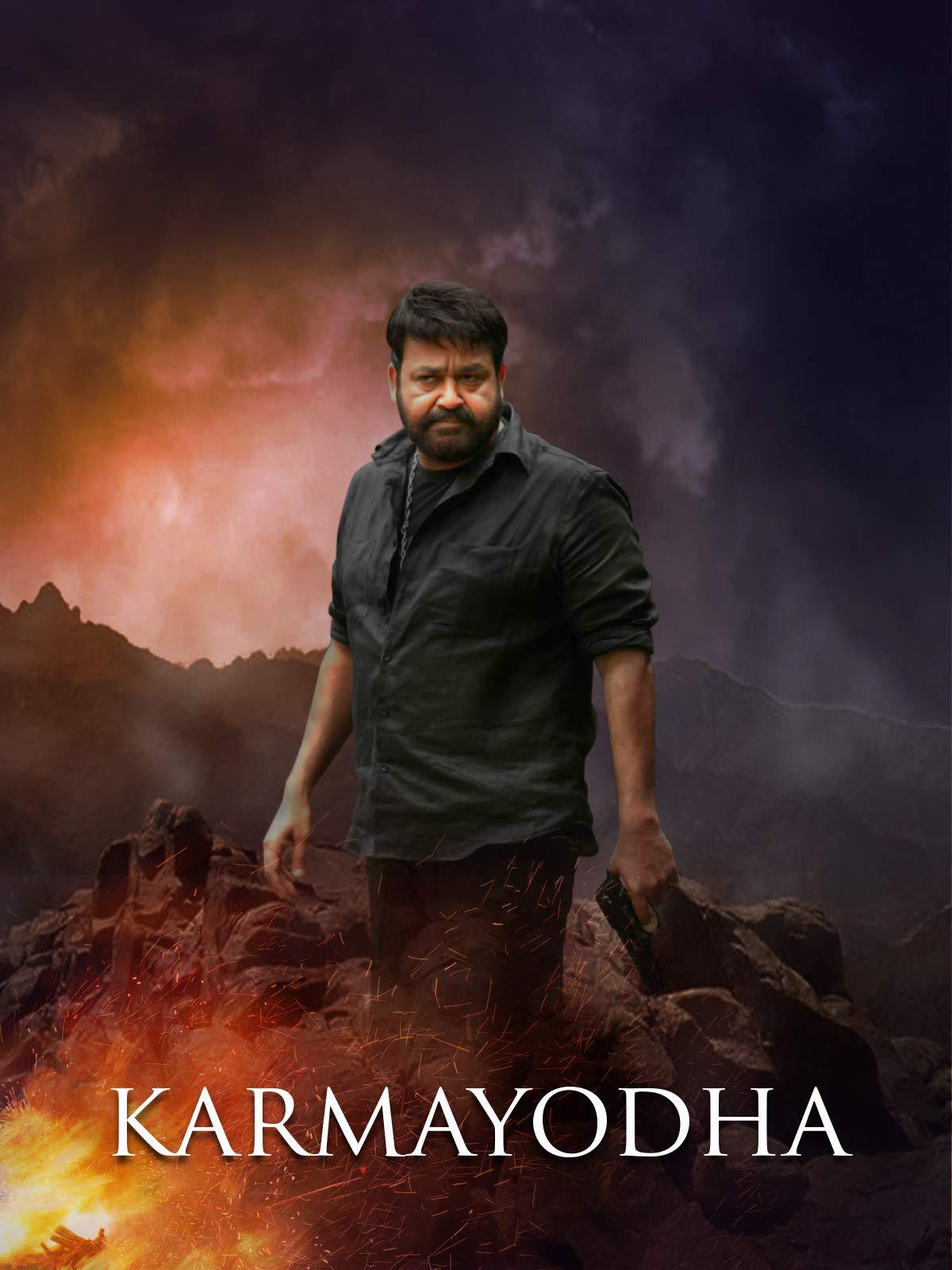 Karma Yodha (2012) South Movie Hindi Dubbed 720p HDRip AAC[SRK]